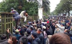 VFF khẩn cấp nhờ Bộ tư lệnh Thủ đô ngăn chặn gây rối