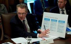 Đại diện thương mại Mỹ: Không gia hạn thêm thời gian đàm phán với Trung Quốc