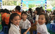 Hà Nội dành trên 3.800 tỉ đồng cho trẻ em uống sữa