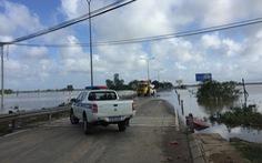 Quốc lộ 1A đoạn qua Quảng Nam thông tuyến trở lại