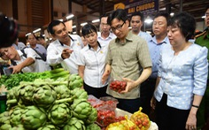 Đề xuất Ban quản lý An toàn thực phẩm TP.HCM thành Sở An toàn thực phẩm