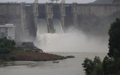 Huế dự báo mưa lớn, 2 hồ thủy điện xả nước đón lũ