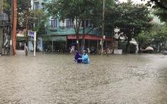 Trung Bộ tiếp tục mưa lớn những ngày tới