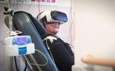 Công nghệ VR có thể giảm đau cho bệnh nhân