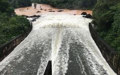 Quảng Nam khẳng định điều tiết nước hồ Phú Ninh là cần thiết