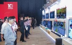 Kỷ niệm 10 năm vào Việt Nam: Sharp ra mắt các công nghệ mới nhất