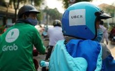Bộ Công thương: Grab mua lại Uber có dấu hiệu phạm luật cạnh tranh