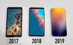 5 đổi mới từ smartphone đáng mong đợi trong năm 2019