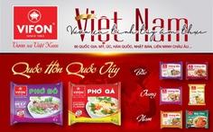 VIFON đưa ẩm thực Việt hội nhập quốc tế