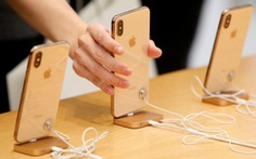 Apple: Trung Quốc sẽ chịu thiệt hại khi cấm bán iPhone