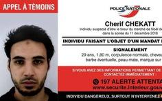Cảnh sát Pháp tiêu diệt nghi phạm nổ súng ở Strasbourg