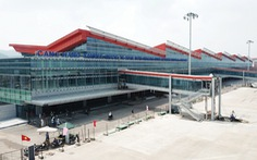 Sân bay quốc tế Vân Đồn tạm dừng hoạt động trong 24 giờ