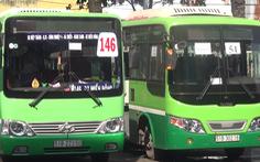 Đầu tư tiền chục tỉ, nhiều xe buýt 'trùm mền' cả năm