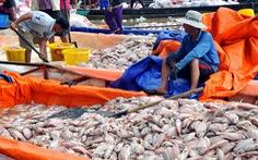 Chi trả tiền hỗ trợ cho người dân nuôi cá lồng bè trên sông La Ngà