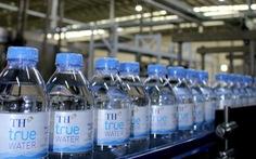 TH lấn sân thị trường nước uống đóng chai