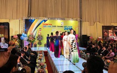 Hội chợ thời trang Việt Nam 2018 với chủ đề 'Lãng mạn Đông Hà Nội'
