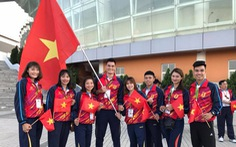 Bộ Giáo dục và đào tạo lại đưa VĐV quốc gia đi tranh huy chương giải sinh viên