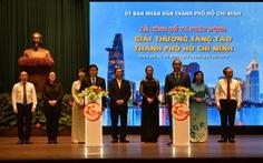 Phát động giải thưởng sáng tạo TP.HCM