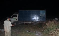 Gom rác thải công nghiệp tại Bình Dương mang qua Đồng Nai đổ trộm