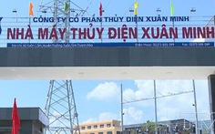 Bắt cán bộ huyện liên quan dự án thủy điện Xuân Minh