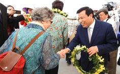 Cảng tàu khách quốc tế Hạ Long đón khách quốc tế thứ 15 triệu đến Việt Nam