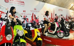 Xe máy điện Honda mà Honda VN không biết, TGĐ D&T Miền Nam: 'Xe chính hãng'