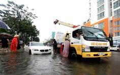 Đà Nẵng lại 'nóng' chuyện khoán xe công, ngập nước