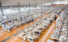 Sông Hồng và 30 năm tự hào xuất khẩu hàng may mặc, chăn ga gối Việt