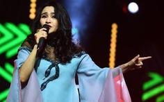 Ở đêm nhạc 'Bình minh', 'Thanh Lam mới' không còn hú hét