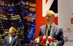 Đại sứ Anh: Việt Nam là một đối tác quan trọng