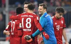 """Ribery ghi bàn giúp 'Hùm xám"""" thắng sát nút Leipzig"""