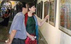Triển lãm tranh đương đại Hungary-Việt Nam