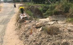 Lọt suối bên đường đang làm, một sinh viên ở KTX ĐHQG TP.HCM chết trong đêm