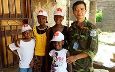 Lính Việt Nam ở Châu Phi - Kỳ 2: Lớp dạy toán của lính Việt ở Trung Phi