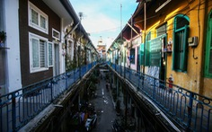Khám phá các 'khu phố quốc tế' trong lòng TP.HCM