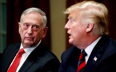 Khi ông Trump mất 'mỏ neo' Mattis