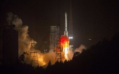 Trung Quốc phóng vệ tinh Internet băng thông rộng đầu tiên