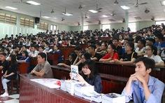 Học sinh miền Tây lên TP.HCM tìm hiểu trường đại học