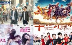 Lương Triều Vỹ xuống dốc trong các phim Hoa ngữ 'rác' nhất 2018