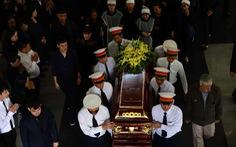 Lễ tang NSND Anh Tú: Người ra đi để lại nỗi tiếc thương