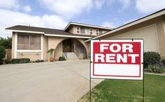 Người Mỹ chi tiền thuê nhà tăng lên mức kỷ lục
