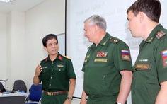 Lính Việt Nam ở châu Phi: Tham gia gìn giữ hòa bình là bảo vệ Tổ quốc từ xa