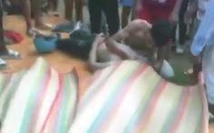 Xuồng đắm trên hồ Đa Tôn, 3 thanh niên chết đuối