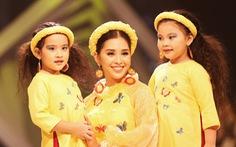 Hoa hậu Phương Khánh, Tiểu Vy diễn thời trang cùng 130 mẫu nhí châu Á