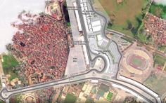 FLC muốn đầu tư đường đua F1 với sân 100.000 chỗ ở Hà Nội