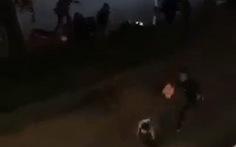 Mâu thuẫn tại quán nhậu, một thanh niên bị bắn trọng thương