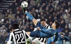 9 khoảnh khắc khó quên của bóng đá thế giới trong năm 2018
