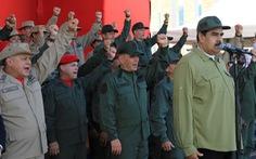 Âm mưu lật đổ tổng thống, 9 tướng lĩnh Venezuela bị xử tù