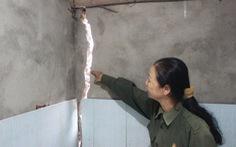 Hàng chục hộ dân mất ăn mất ngủ vì nổ mìn tại Quảng Ninh