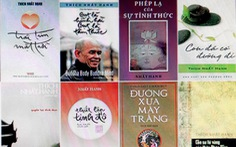 Triển lãm sách và thư pháp của thiền sư Thích Nhất Hạnh tại Thái Lan